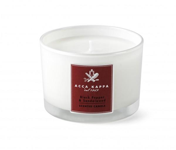 Acca Kappa Black Pepper & Sandalwood Scented Candle