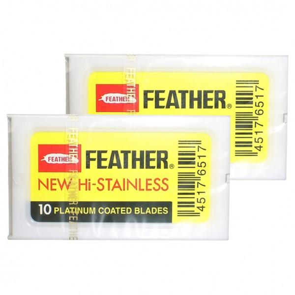 New HI-Stainless FH-10 - 2X im 10er Pack