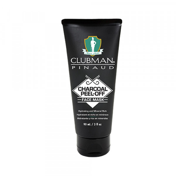 Clubman Pinaud Charcoal  Peel- Off Face mask