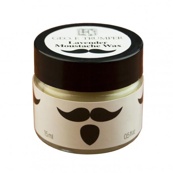 Geo F. Trumper Lavender Moustache Wax Bartwachs
