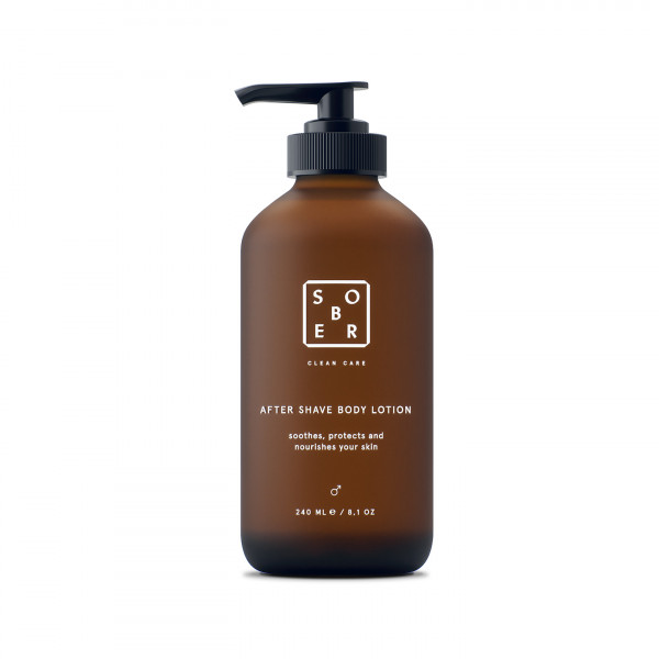 After Shave Body Lotion