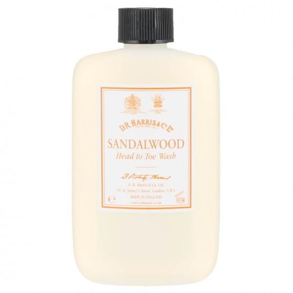 Sandalwood Head to Toe Wash