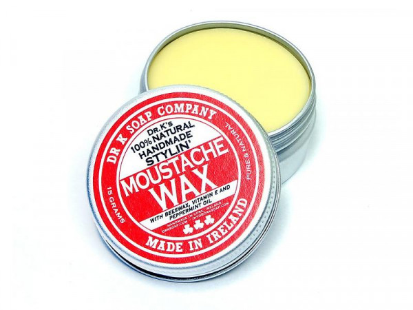 Moustache Wax von DR K Soap Company