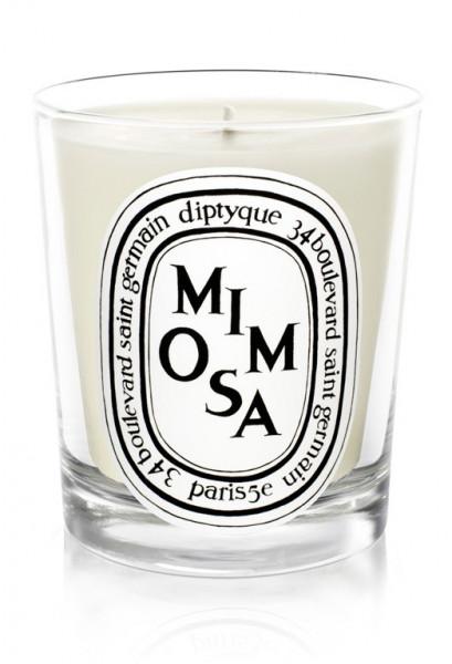 Mini Candle Mimosa