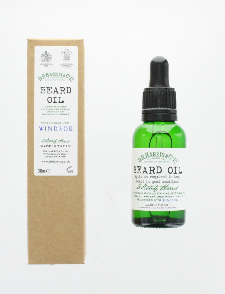 Beard Oil d.r. harris