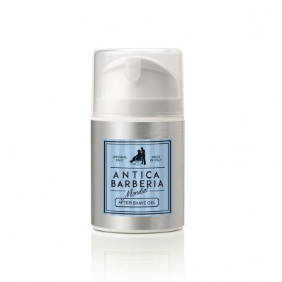 Mondial Antica Barberia After Shave Gel Original Talc