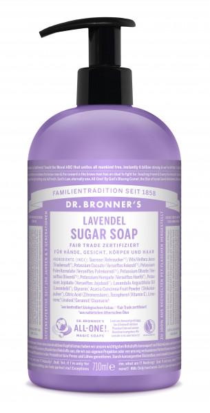Sugar Soap Lavendel