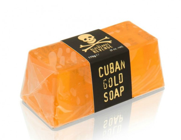 The Bluebeards Revenge Cuban Gold Soap