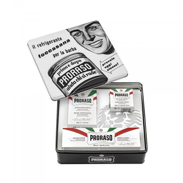 Vintage Selection Toccasana X3 bianco Proraso