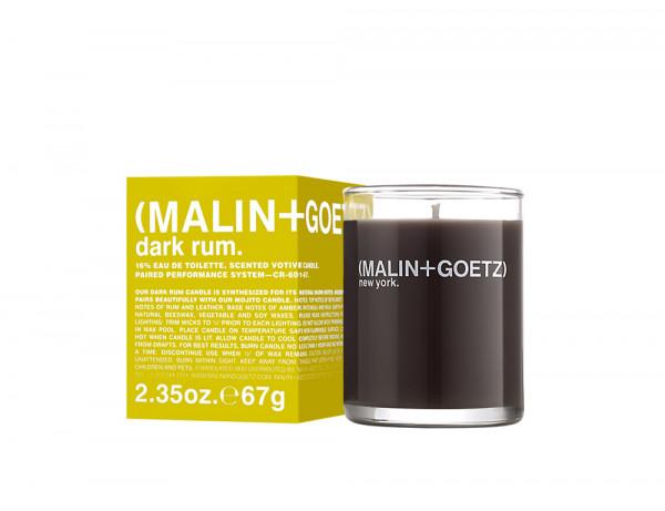 Dark Rum Candle