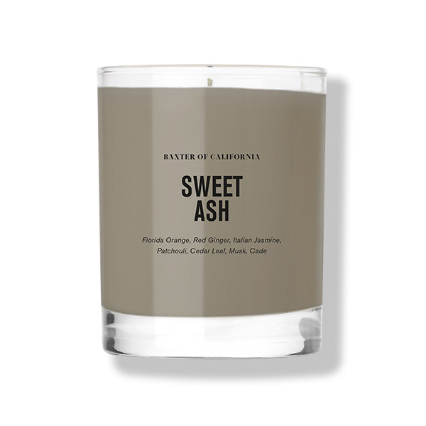 Baxter of California - Scented Candle Sweet Ash