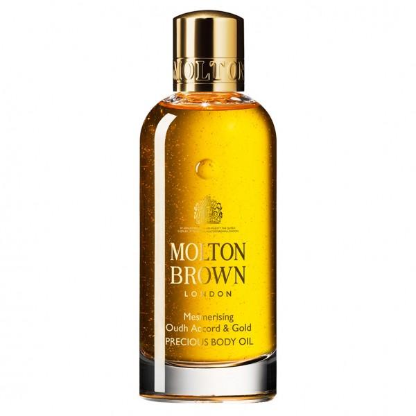 Mesmerising Oudh Accord & Gold Precious Body Oil