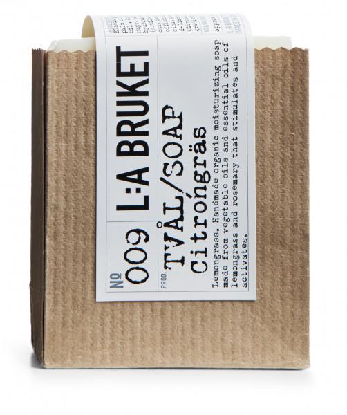 No. 009 Bar Soap Lemongrass
