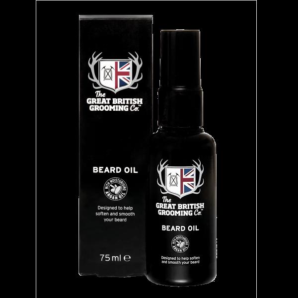 The Great British Grooming Co Beard Oil
