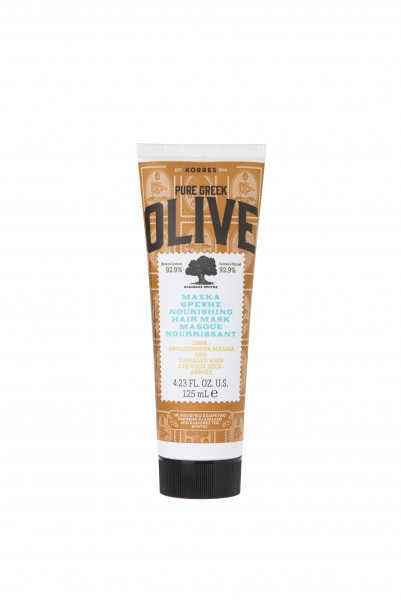 Pure Olive Nourishing Hair Mask