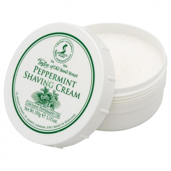 Peppermint Shaving Cream
