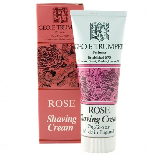 Rose Soft Shaving Cream Tube