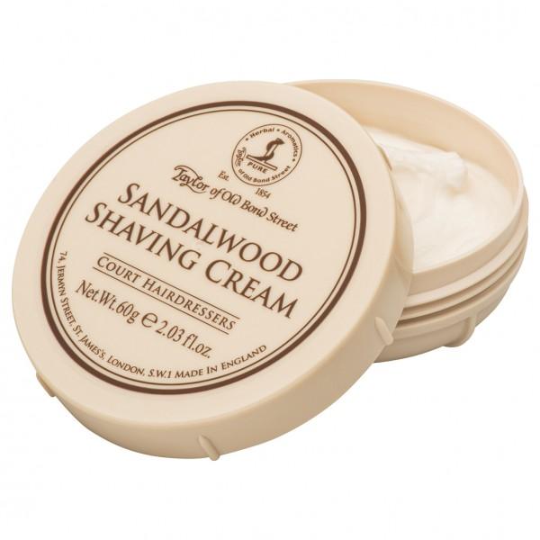 Sandalwood Shaving Cream 60 g