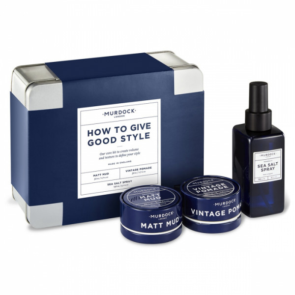 Murdock London Style Master Edition Geschenkset