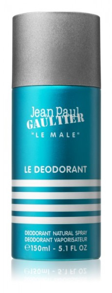 Le Male Deodorant Natural Spray 150ml