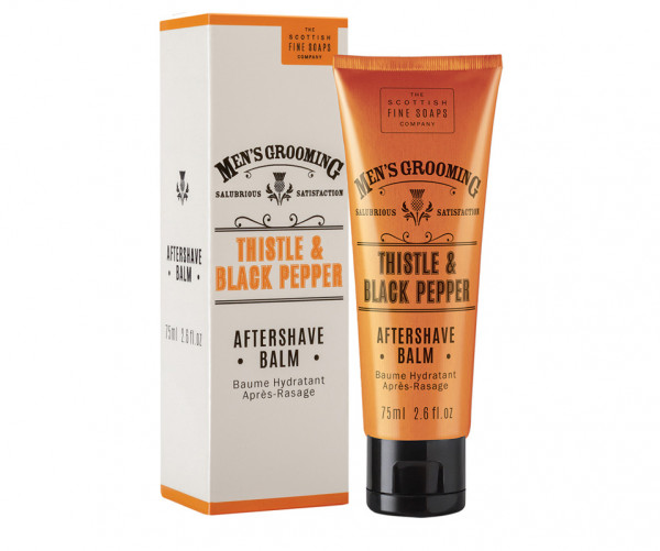 Scottish Fine Soaps Men's Grooming Aftershave Balm