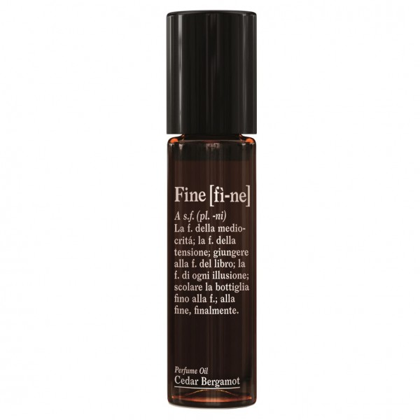 Parfümöl Cedar Bergamot Roll-On