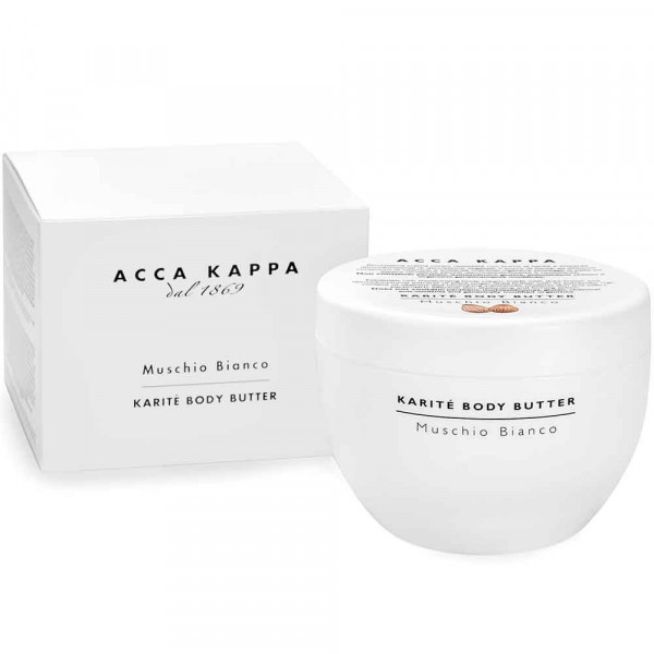 Muschio Bianco Karitè Body Butter