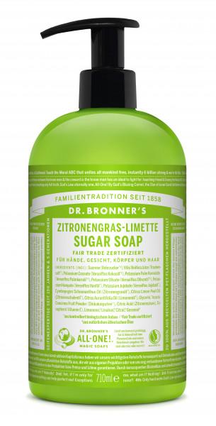 Sugar Soap Lemongrass Lime