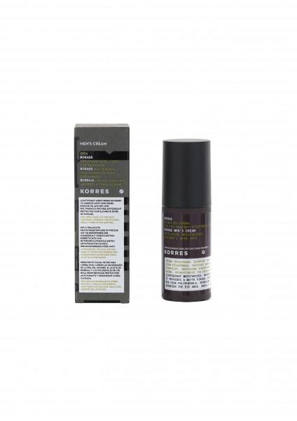 Borage Anti-Shine Moisturiser For Men's Skin SPF 6