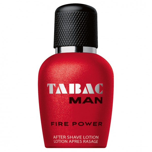 Tabac Man Fire Power  After Shave Lotion Hautpflege