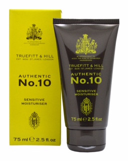 Authentic No. 10 Sensitive Moisturiser von Truefitt & Hill