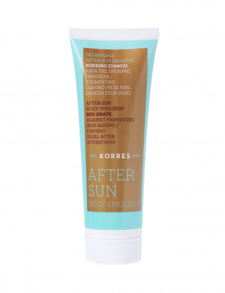 Korres Red Grape After Sun Body Emulsion