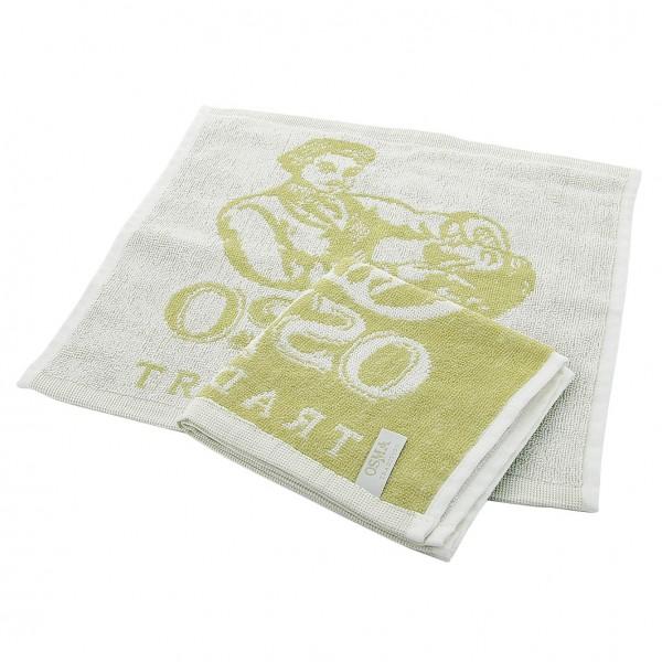 Osma Tradition Rasiertuch 30x30cm, 100% Baumwolle