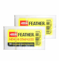 Feather New HI-Stainless FH-10 - 2X im 10er Pack