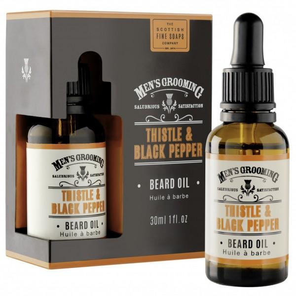Thistle & Black Pepper Beard Oil