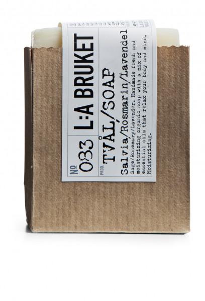 No. 083 Bar Soap Sage/Rosemary/Lavender