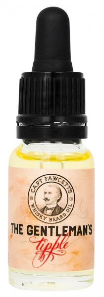 Captain Fawcett's Whisky Beard Oil 10 ml