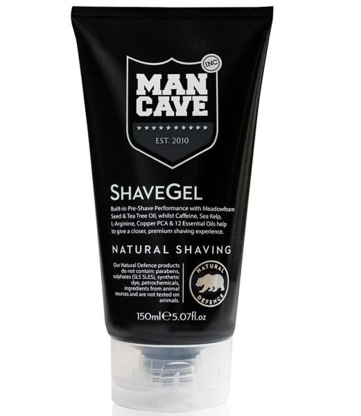 Shave Gel Mancave 150ml Rasiergel
