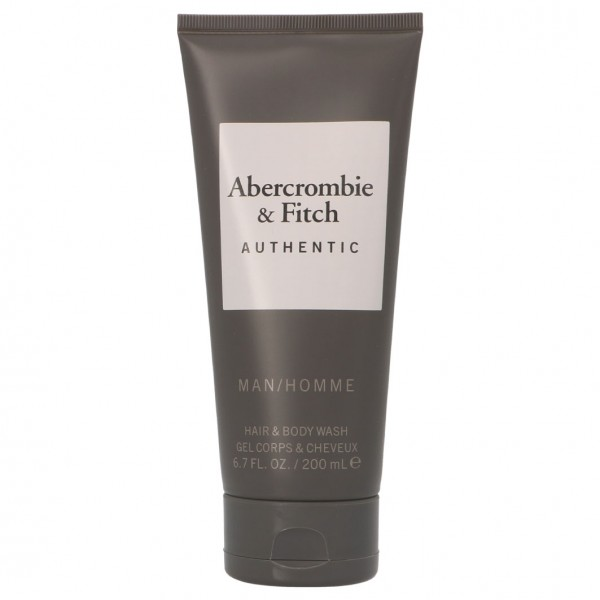 Authentic Men Hair&Body Wash (200 ml)
