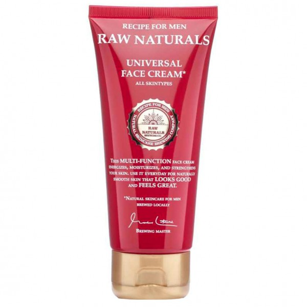 Raw Naturals Brewing Co. Universal Face Cream