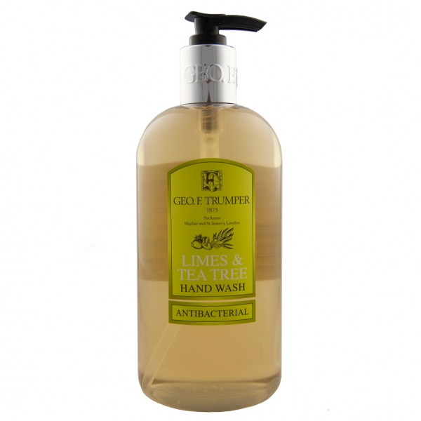 Limes & Tea Tree Antibacterial Hand Wash