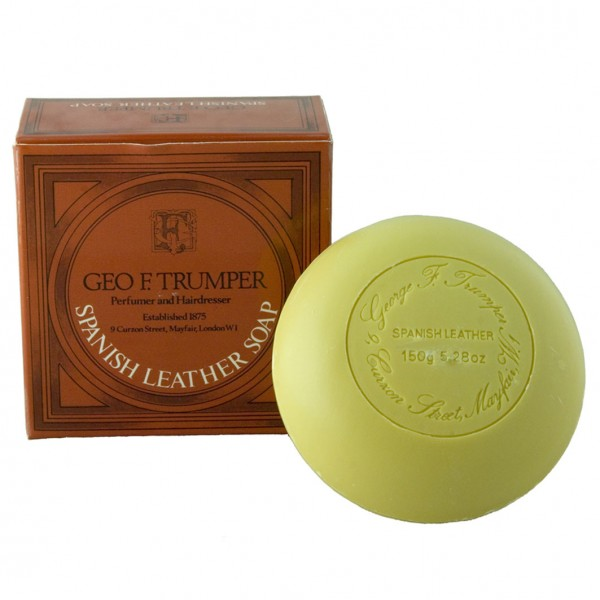 Spanish Leather Bath Soap