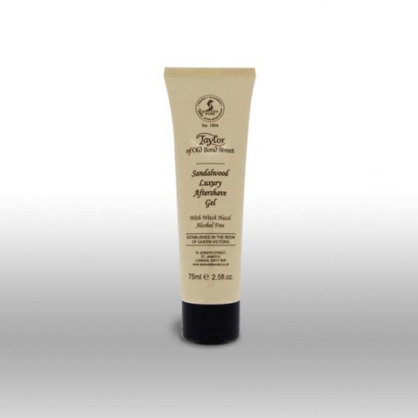 Gentleman's Sandalwood Luxury Aftershave Gel