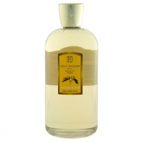 Spanish Leather Hair and Body Wash