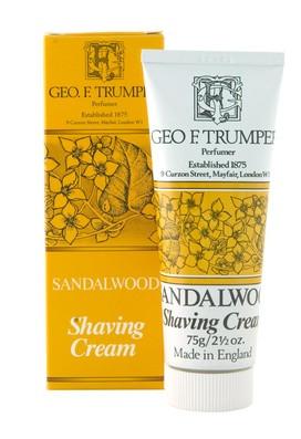 Sandalwood Soft Shaving Cream Tube von Geo F. Trumper