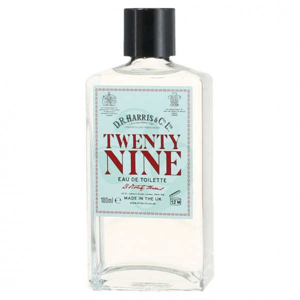 Twenty Nine Eau de Toilette Splash 100 ml