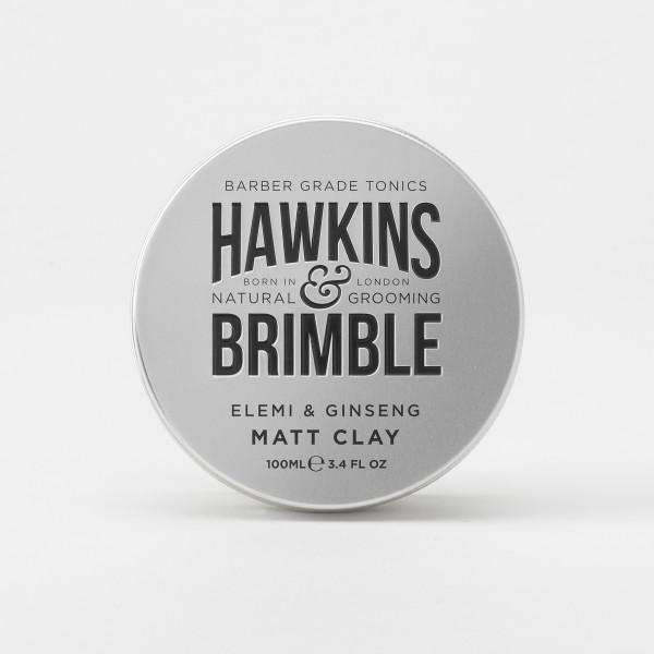 Hawkins & Brimble Elemi & Giseng Matt Clay Haarstyling