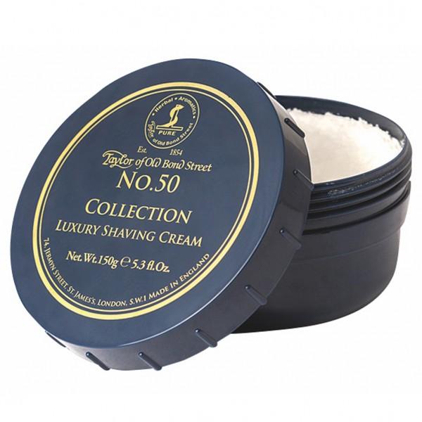 No. 50 Collection Shaving Cream