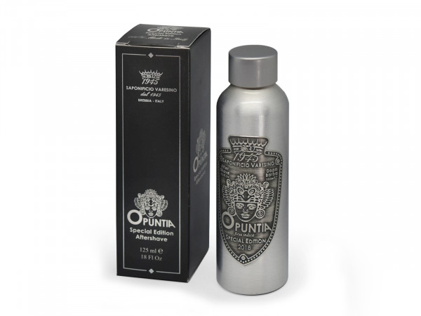 Opuntia Special Edition After Shave Hautpflege nach der Rasur Herren AfterShave