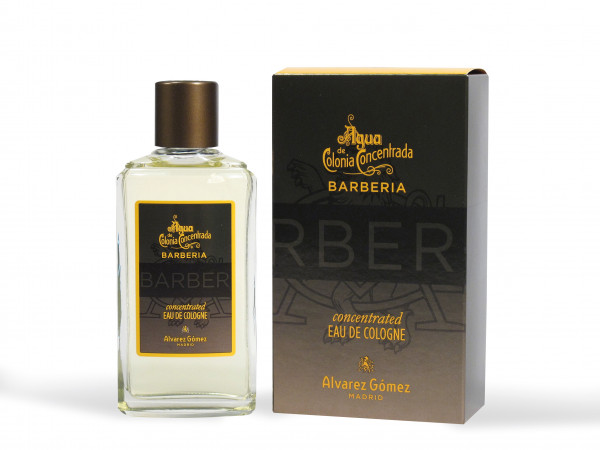 Barberia Concentrated Eau de Cologne Spray
